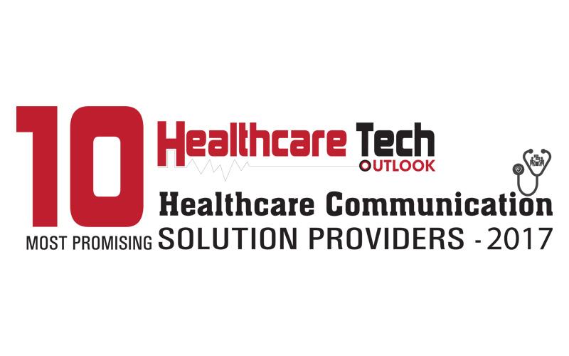 Healthcare Tech Top 10 Logo