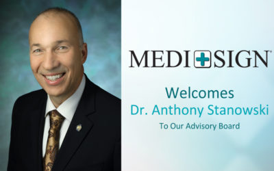 MEDI+SIGN Announces Dr. Anthony Stanowski as New Advisory Board Member