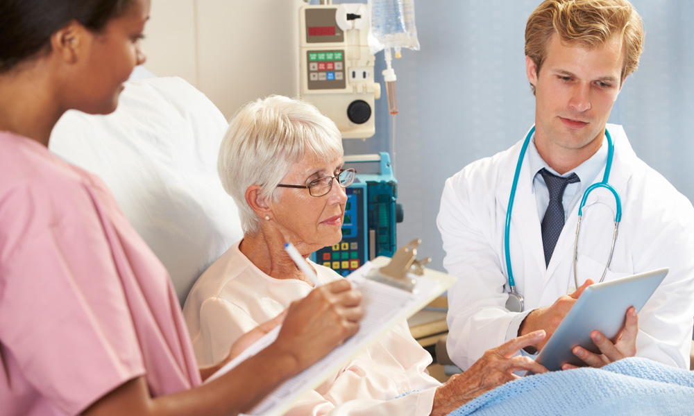 The Top 5 Criteria for Improving Patient Satisfaction with a Bedside Communication Tool