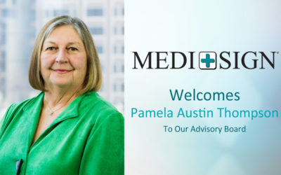 MEDI+SIGN Announces Pamela Austin Thompson as New Advisory Board Member