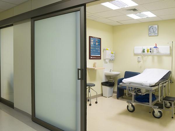 Digital Patient Exam Room Displays