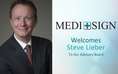 Steve Lieber joins MEDI+SIGN Advisory Board