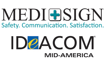 MEDI+SIGN and Ideacom Mid-America Announce Dealer Agreement