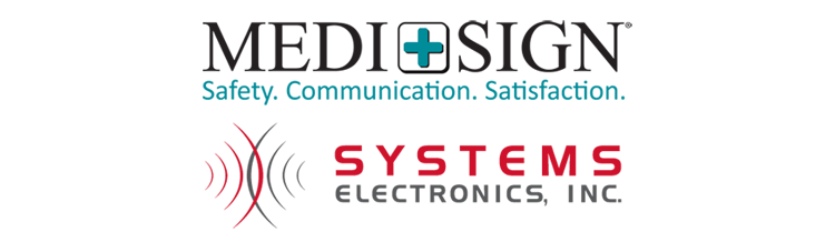 MEDI+SIGN® and Systems Electronics Bring MEDI+SIGN Solutions to the Marketplace