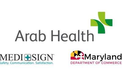 MEDI+SIGN to Showcase at Arab Health 2020